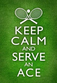 serve an ace