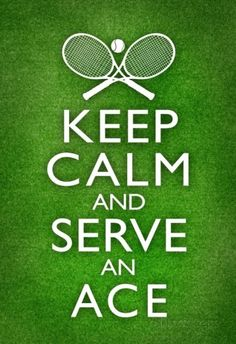 serve an ace